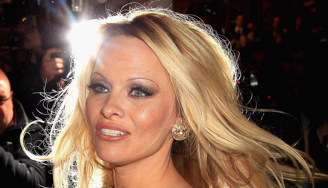 Pamela Anderson, ricos y famosos con problemas de impuestos