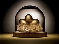 golden eggs under glass, Protecting Seniors Against Aggessive Annuity Sales