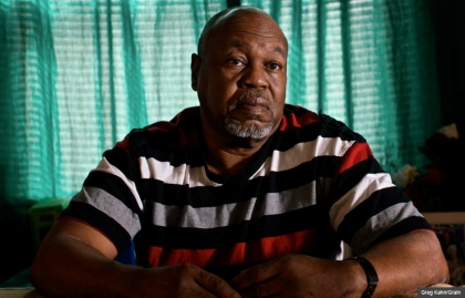Robert Bennett, 71, is still locked in a court battle over his late wife's home in Annapolis, MD.