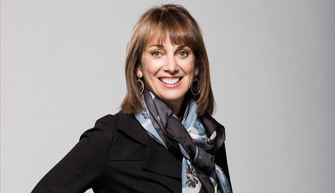 AARP President Jeannine English,