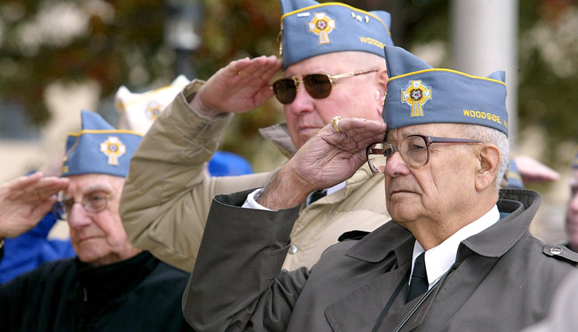Ways to Support Our Veterans