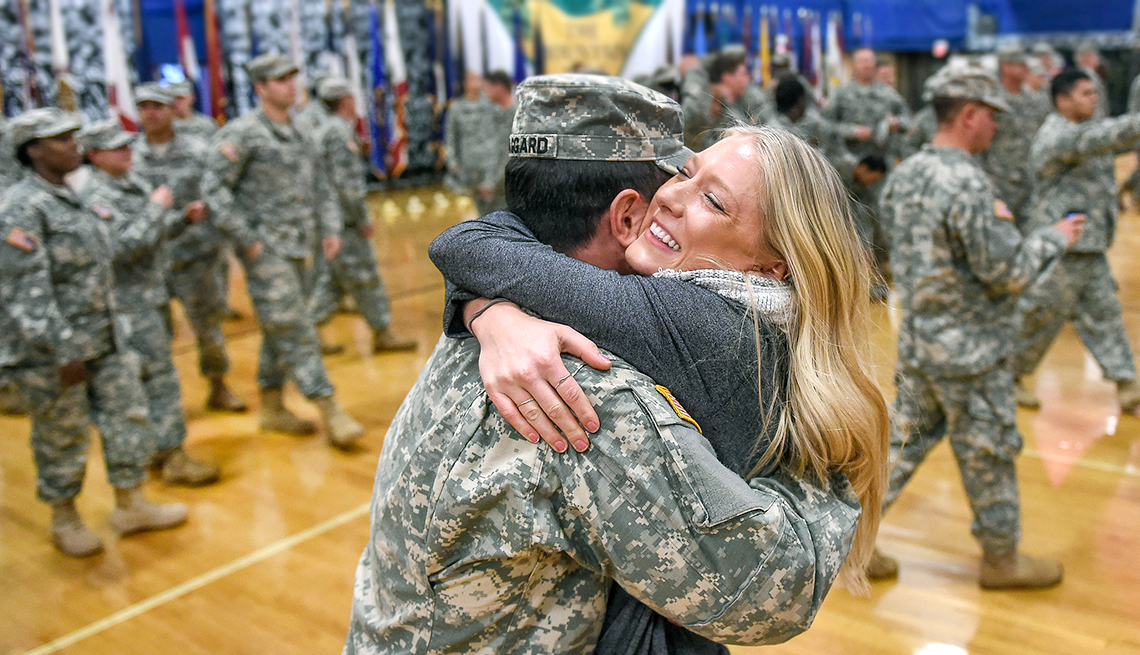 Soldier Homecoming, Special Tribute to America's Veterans