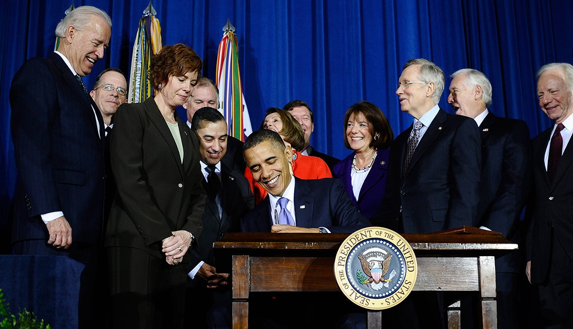 Milestones in Gay History in America - Obama gays in military