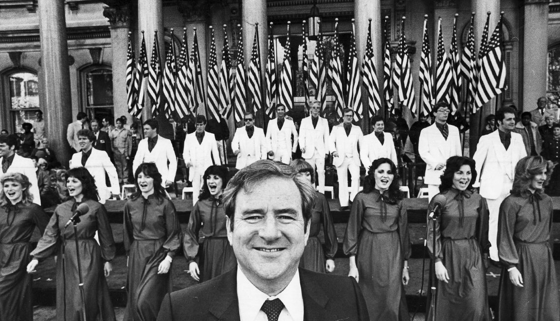 Reverendo Jerry Falwell