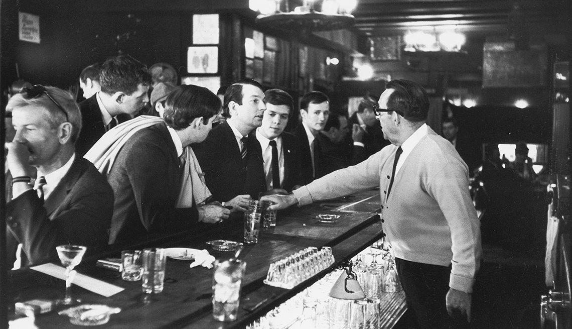 Mattachine Society en Julius Bar en Nueva York