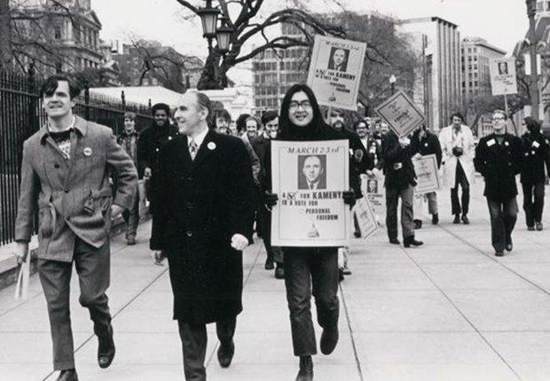 Protestas por los derechos de los homosexuales