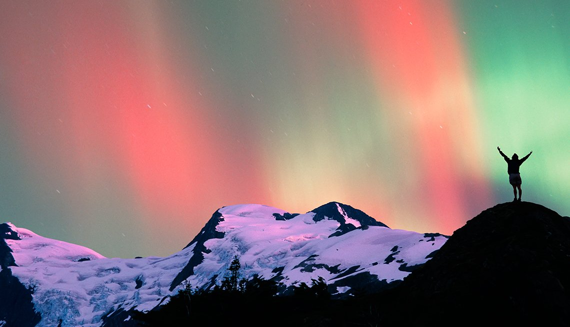 Bucket Lists for All Ages, northern lights