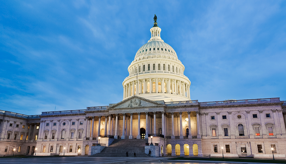 Aarp Life Insurance Program >> AARP Opposes Healthcare Bill