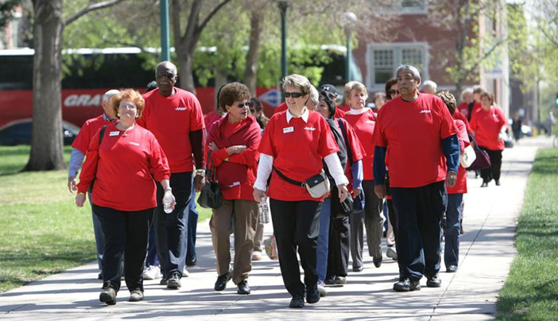 AARP Group, Advocacy Fighting for Your Health