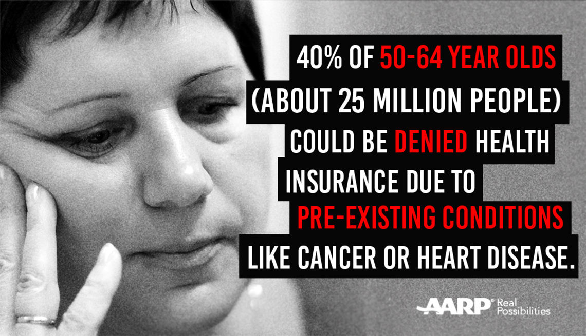 Aarp Health Insurance >> New House Health Plan Threatens Coverage for Preexisting Conditions