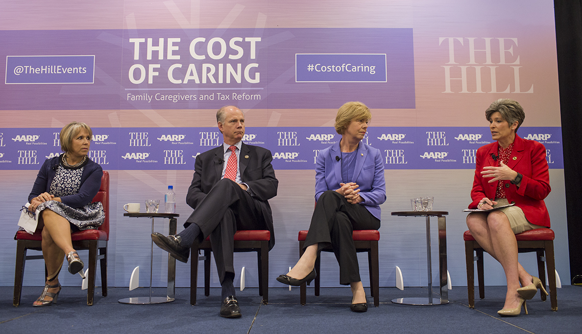 The Cost of Caring, AARP