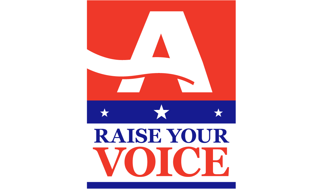 Raise Your Voice badge