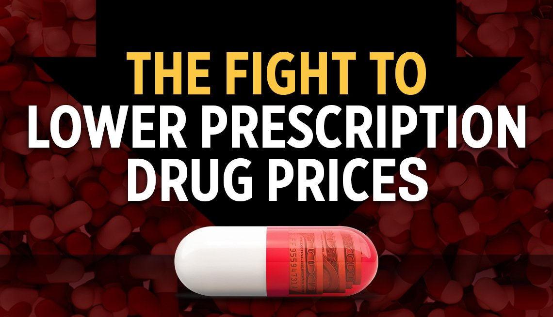 The fight to lower prescription drug prices