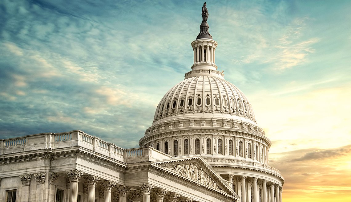 Domo del Capitolio de Estados Unidos