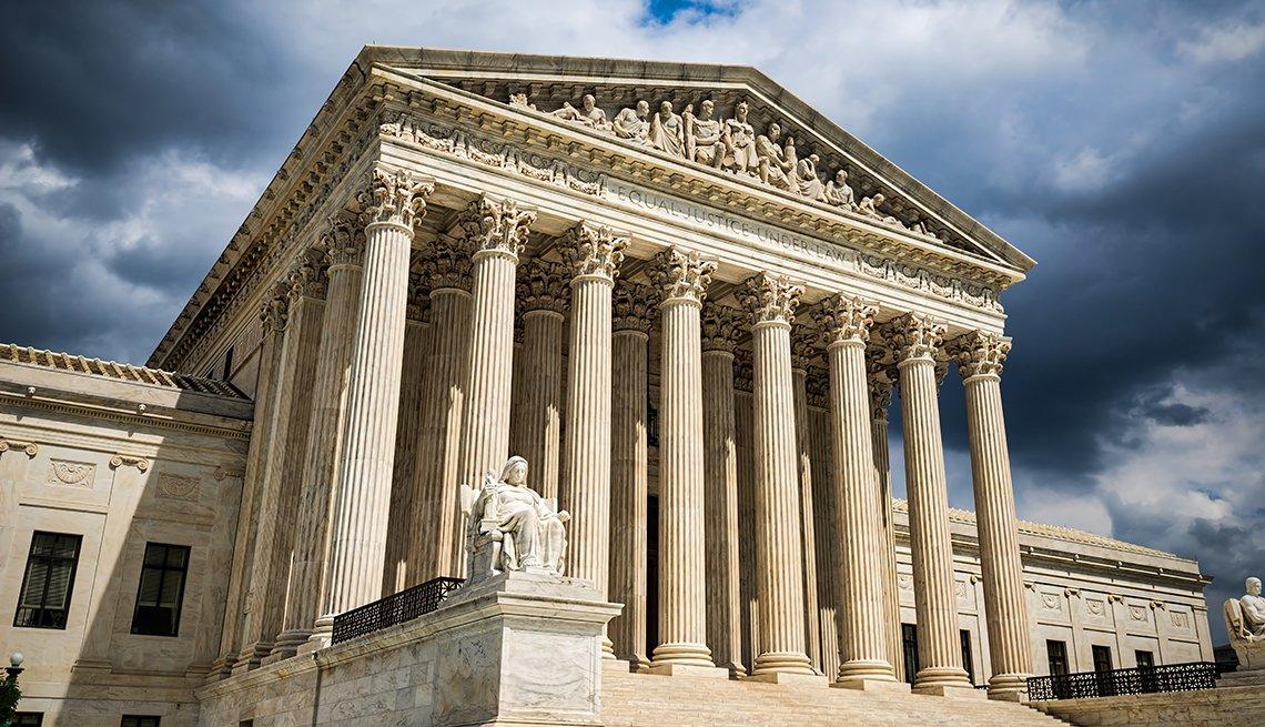 Edificio de la Corte Suprema de Estados Unidos