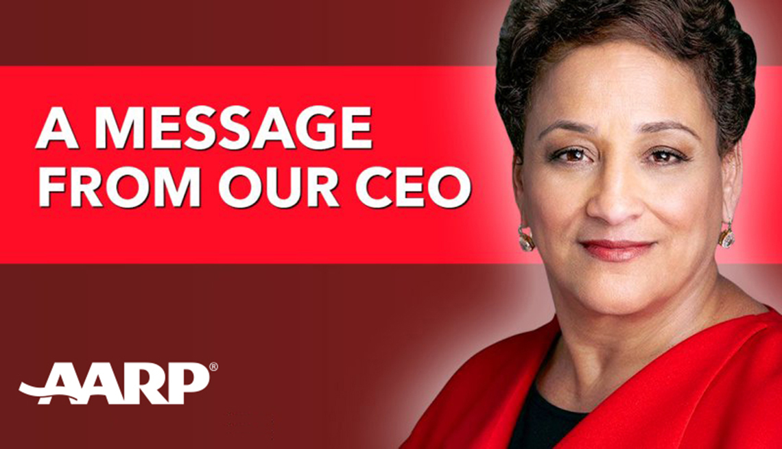 joann jenkins advocacy message
