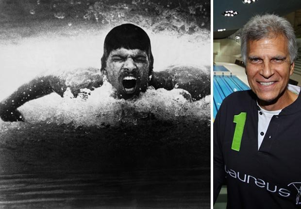 Mark Spitz Olympic Games Swimmer