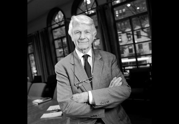 Dr. Robert Butler, International Longevity Center