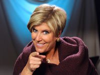 Financial advisor Suze Orman, 50 Most Influential People