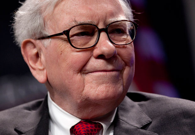 Warren Buffett, chairman of Berskshire Hathaway, 50 Most Influential People