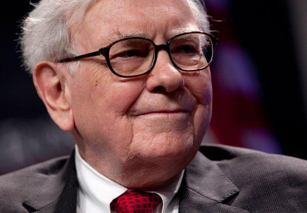 Warren Buffett, chairman of Berskshire Hathaway, 50 Most Influential People
