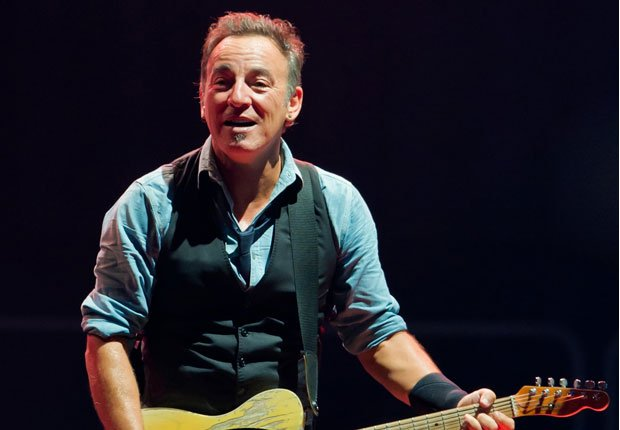 Bruce Springsteen, 50 Most Influential People Fun