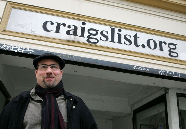 Craigslist founder Craig Newmark, 50 Most Influential People
