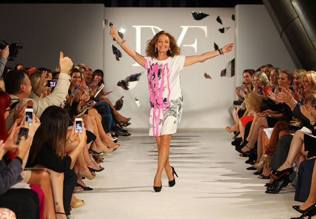 Diane Von Furstenberg, 50 Most Influential People Fun