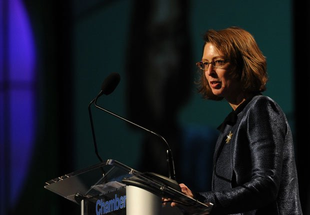 Fidelity Investments Abigail Johnson, 50 Most Influential People