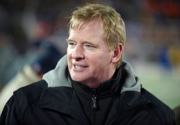 Roger Goodell, 50 Most Influential People Fun