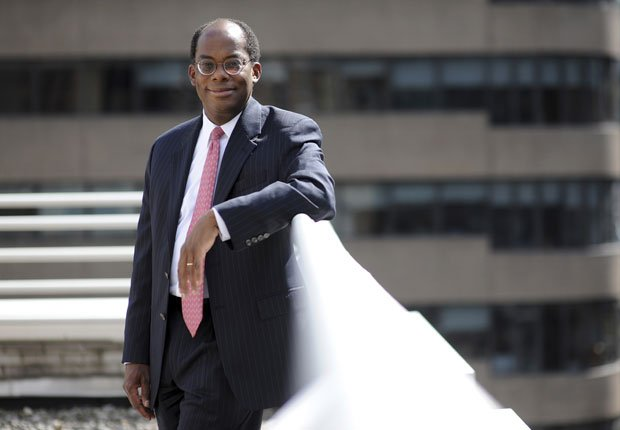 TIAA-CREF CEO Roger Ferguson, 50 Most Influential People