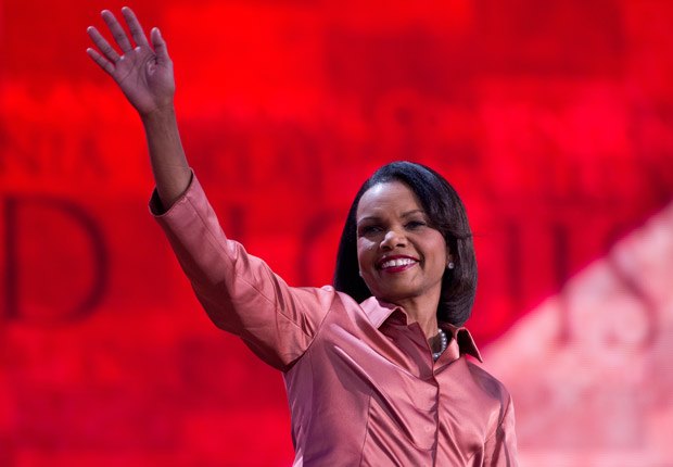 Condoleezza Rice, Influential Role Models