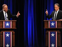 Bill O'Reilly and Jon Stewart, 50 Most Influential People