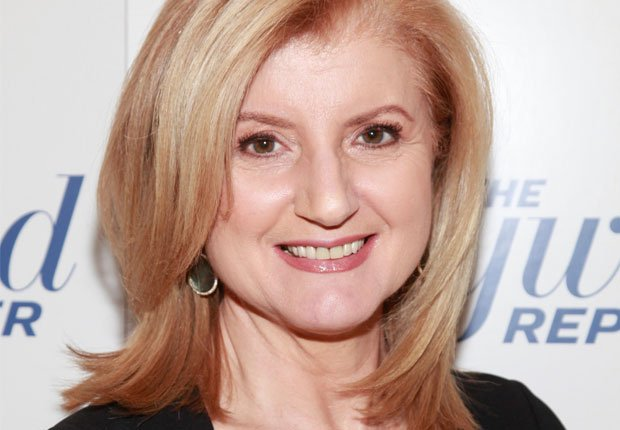 Arianna Huffington, 50 Most Influential People