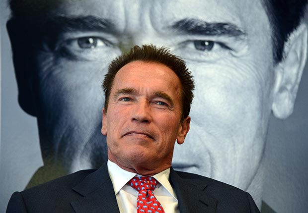 Arnold Schwarzenegger, Powerful Men Over 50 Who Cheat