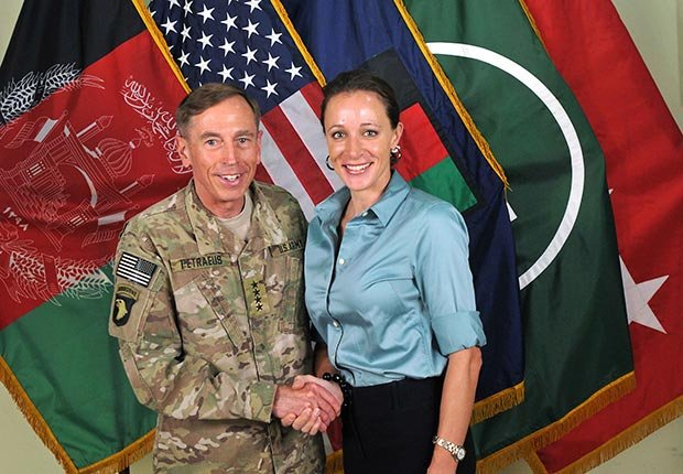 General David Petraeus and Paula Broadwell, Powerful Men Over 50 Who Cheat