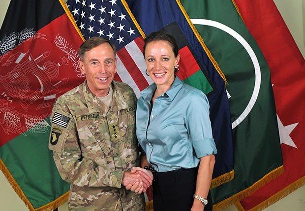 General David Petraeus and Paula Broadwell, Powerful Men Over 50 Who Cheat