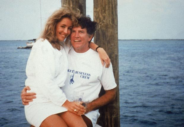 Gary Hart and Donna Rice, Powerful Men Over 50 Who Cheat