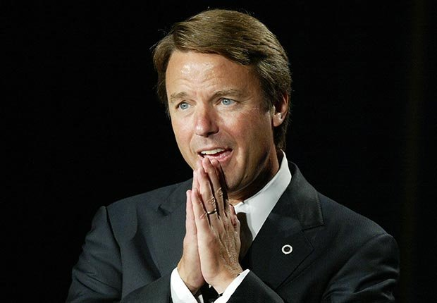 John Edwards, Powerful Men Over 50 Who Cheat