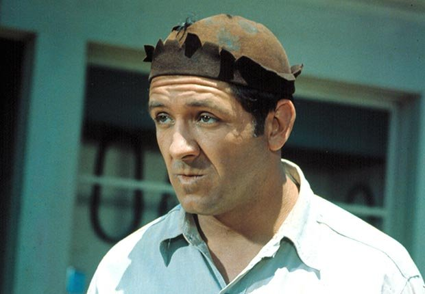 Actor George Lindsey who played Goober on the Andy Griffith Show died on May 6, 2012.