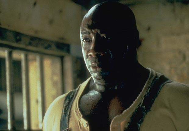 Actor Michael Clarke Duncan who starred in the Green Mile died on September 3, 2012.
