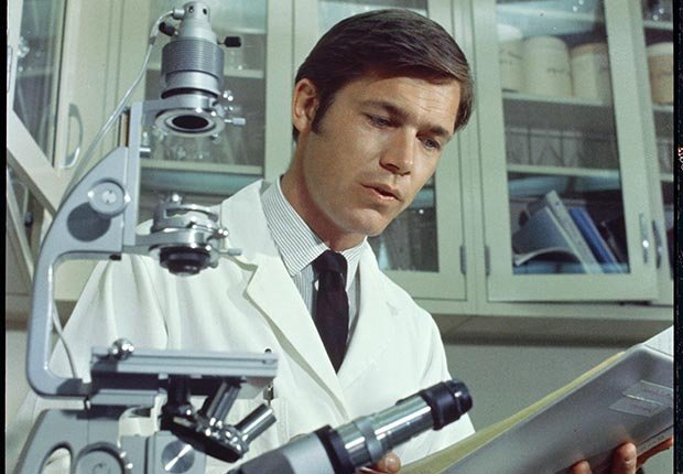 Actor Chad Everett played Dr. Joe Gannon on Medical Center.  Everett died July 24, 2012