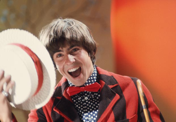 Davy Jones monkees television show star