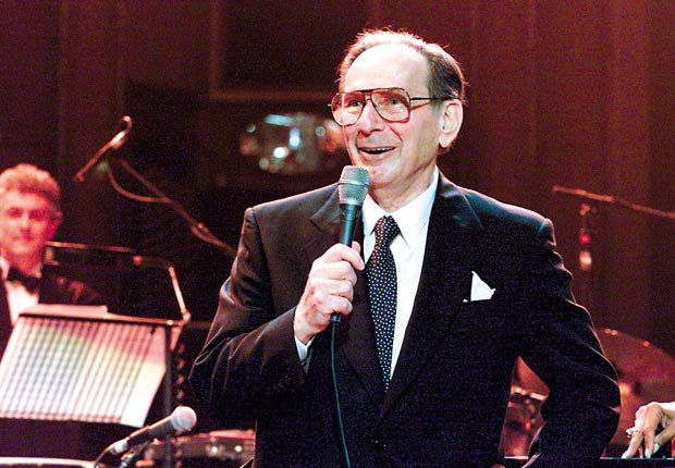 Hal David at Royal Albert Hall tribute concert