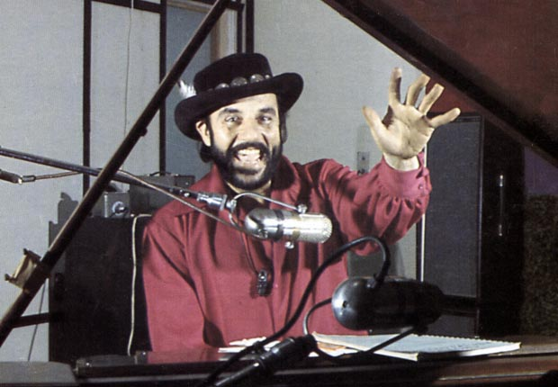 Johnny Otis singer band piano