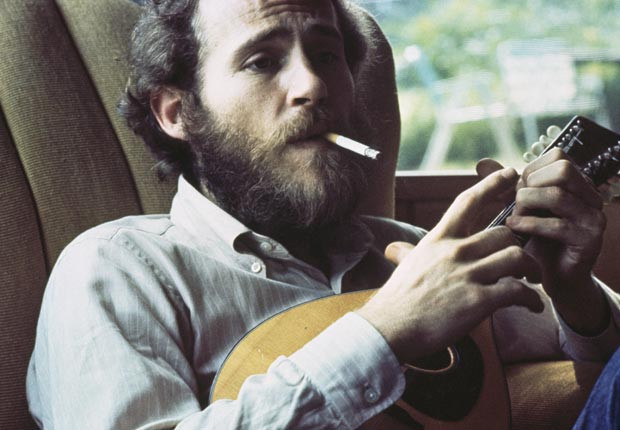 Levon Helm The Band mandolin Woodstock