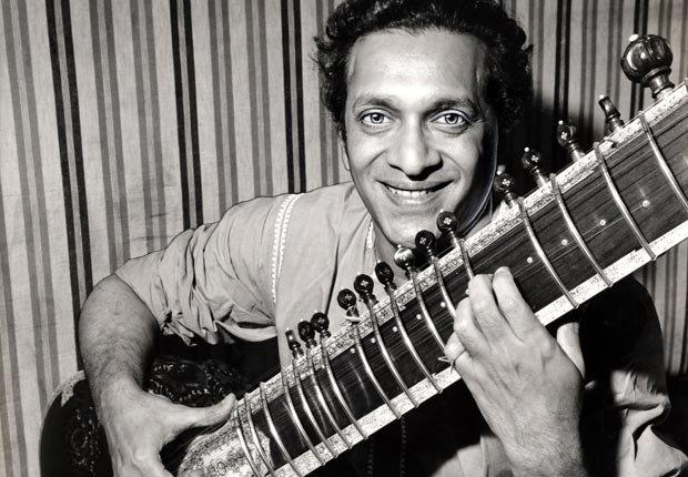 Ravi Shankar sitar musician Indian