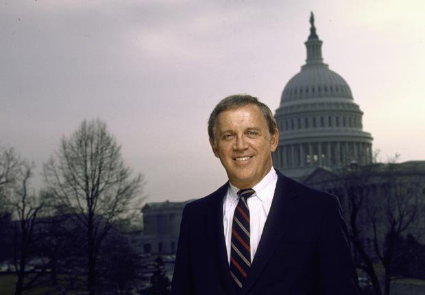 Senator Warren Rudman, Washington, D.C.