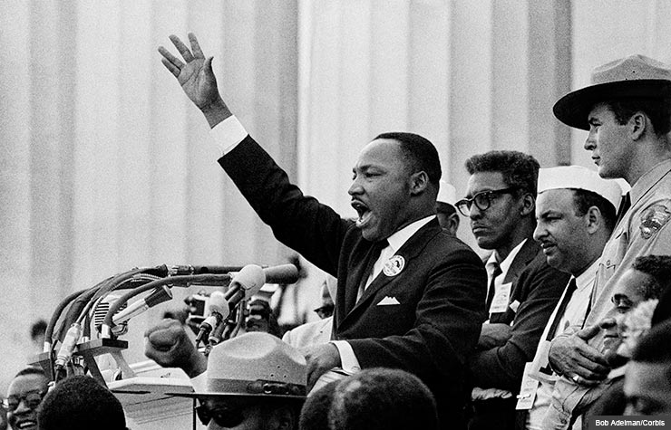 martin luther king jr s american dream Dr clayborne carson of stanford university, activist bree newsome, and listeners robert koenig and maria gil discuss the legacy of martin luther king jr with npr's korva coleman.