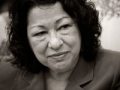 Supreme Court Judge Sonia Sotomayor on Capitol Hill in Washington, Memoir Offers Personal Look